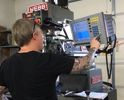 G2 making tattoo machine