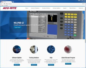 New-ACU-RITE-website-home-page