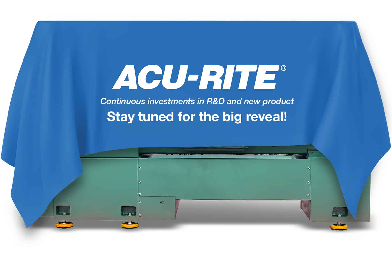 ACU-RITE cloth over lathe 2 with taglines - 1620px X 1080px